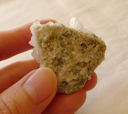 ヒマラヤ水晶原石チェンジュンガ産004-7