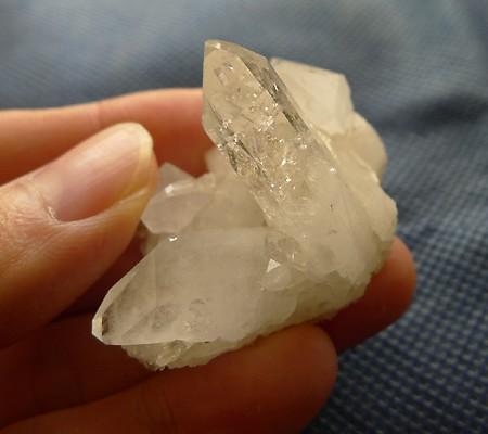ヒマラヤ水晶原石チェンジュンガ産005-6