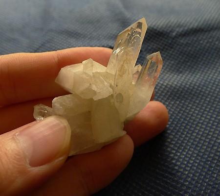 ヒマラヤ水晶原石チェンジュンガ産007-5