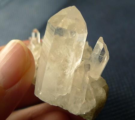 ヒマラヤ水晶原石チェンジュンガ産011-7