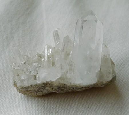 ヒマラヤ水晶原石チェンジュンガ産011-8
