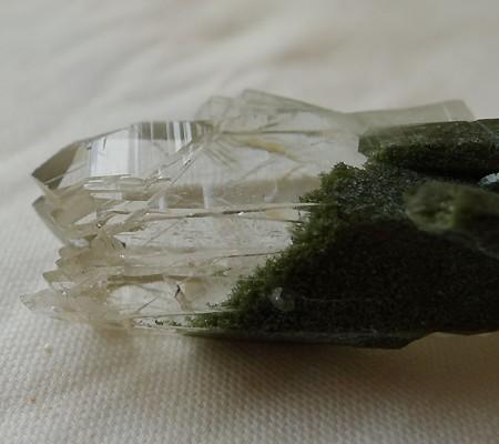 ヒマラヤ水晶原石特殊形状010-8
