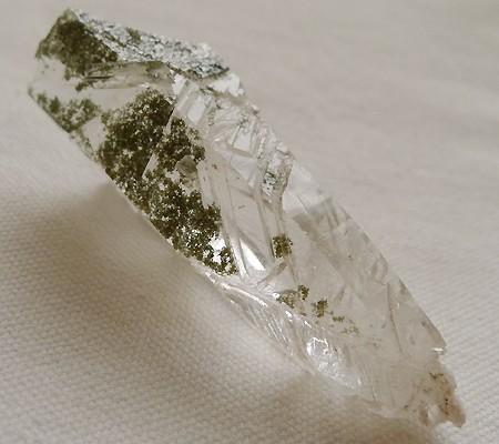 ヒマラヤ水晶原石特殊形状015-8