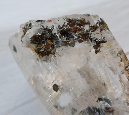 ヒマラヤ水晶原石特殊内包物005-11