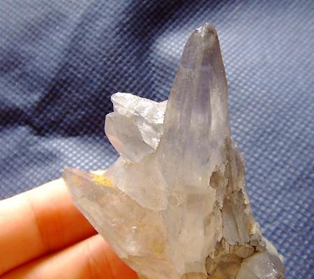 ヒマラヤ水晶原石特殊内包物009-9