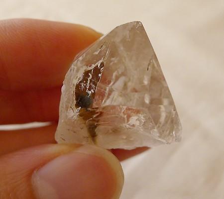ヒマラヤ水晶原石特殊内包物019-6