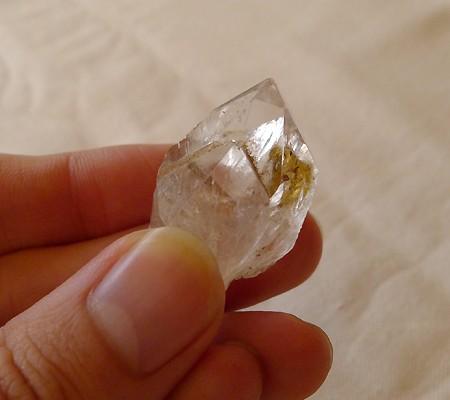ヒマラヤ水晶原石特殊内包物019-8