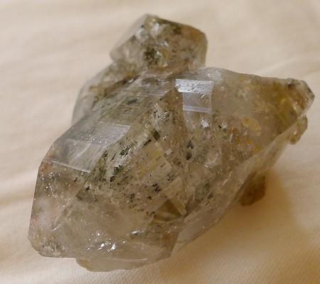 ヒマラヤ水晶原石特殊内包物020-8