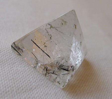 ヒマラヤ水晶丸玉内包物入り005-5