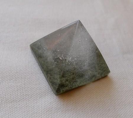 ヒマラヤ水晶丸玉内包物入り008-5