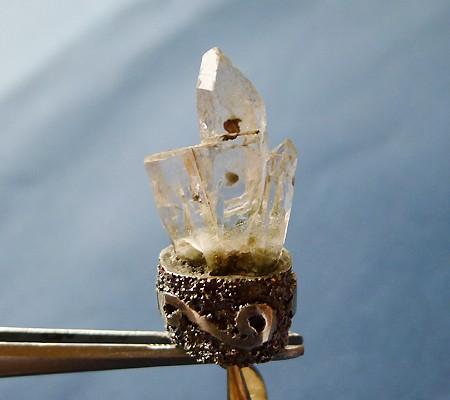 ヒマラヤ水晶ペンダント特殊形状009-2