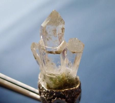 ヒマラヤ水晶ペンダント特殊形状009-4