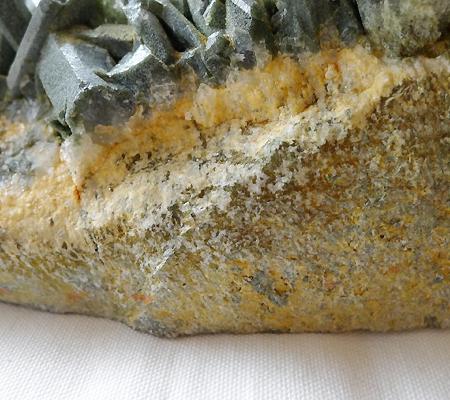 ヒマラヤ水晶原石緑泥石入り028-7