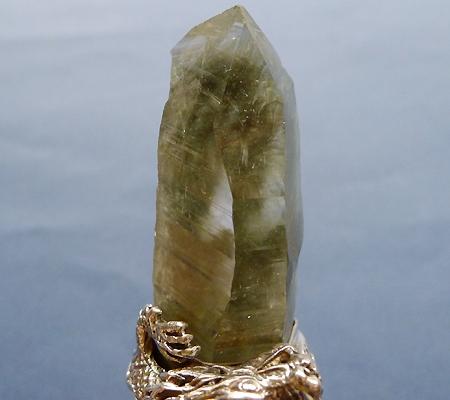 ヒマラヤ水晶ペンダントドラゴントップ011-5