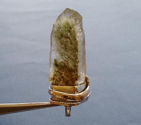 ヒマラヤ水晶ペンダントドラゴントップ011-6