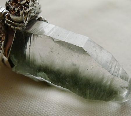 ヒマラヤ水晶ペンダントドラゴントップ011-8