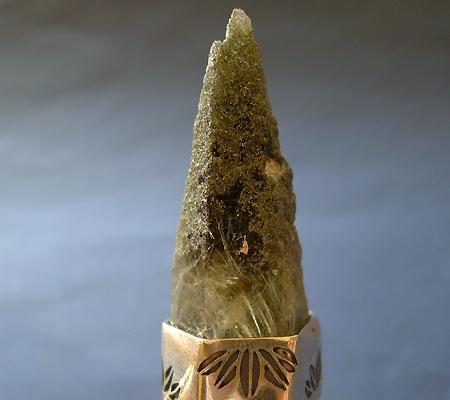 ヒマラヤ水晶ペンダント緑泥石入り029-2