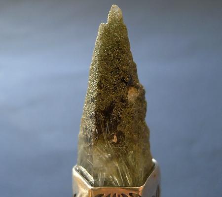 ヒマラヤ水晶ペンダント緑泥石入り029-3
