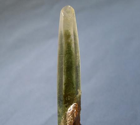 ヒマラヤ水晶ペンダント緑泥石入り036-2