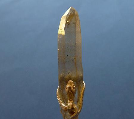 ヒマラヤ水晶ペンダントスモーキークォーツ019-2