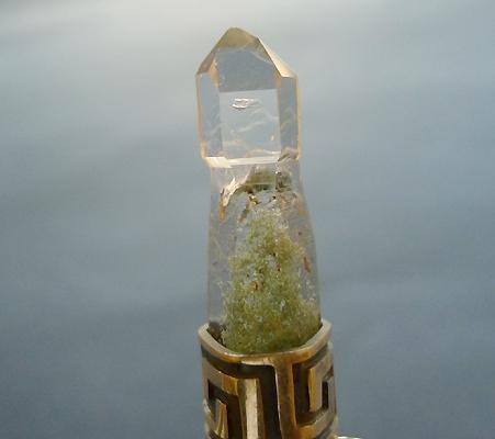 ヒマラヤ水晶ペンダント特殊形状019-4