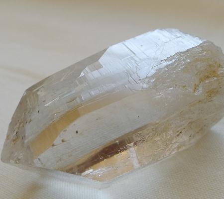 ヒマラヤ水晶原石ミラー水晶007-7