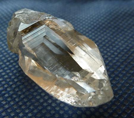 ヒマラヤ水晶原石ミラー水晶008-5