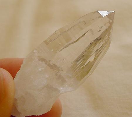 ヒマラヤ水晶原石ミラー水晶011-8