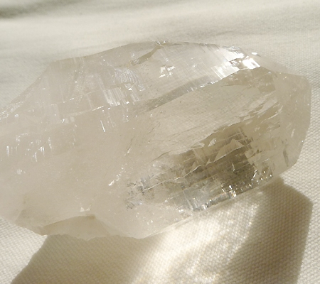 ヒマラヤ水晶原石ミラー水晶012-10