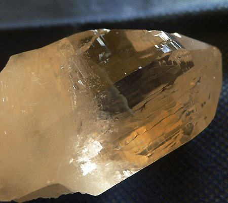 ヒマラヤ水晶原石ミラー水晶012-5