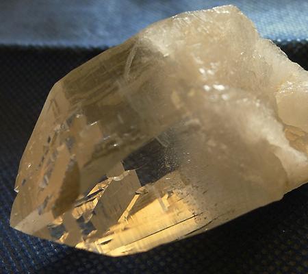 ヒマラヤ水晶原石ミラー水晶012-6