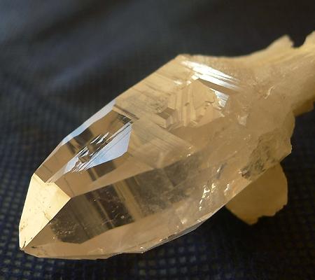 ヒマラヤ水晶原石ミラー水晶013-4