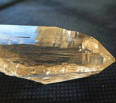 ヒマラヤ水晶原石ミラー水晶014-2