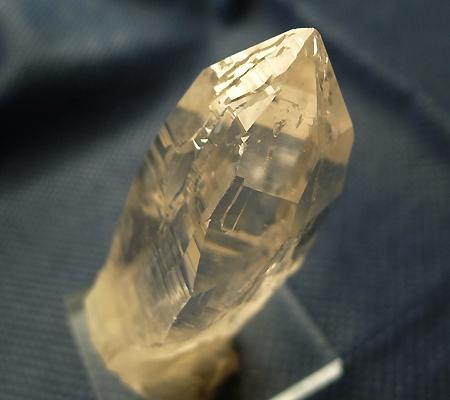 ヒマラヤ水晶原石ミラー水晶017-8