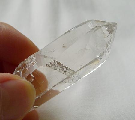 ヒマラヤ水晶原石ミラー水晶019-9