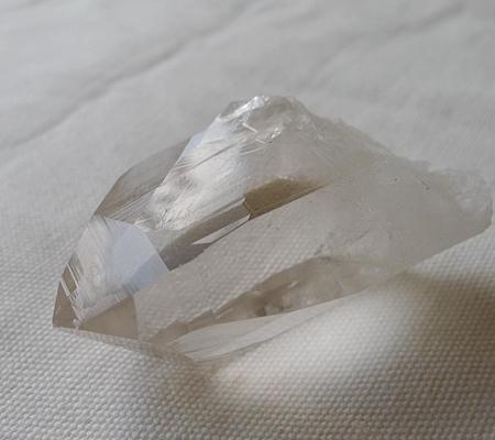 ヒマラヤ水晶原石ミラー水晶022-10