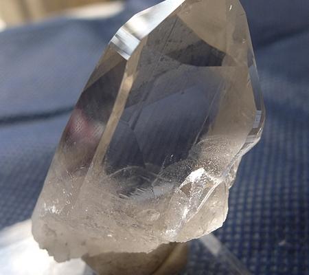ヒマラヤ水晶原石ミラー水晶022-8