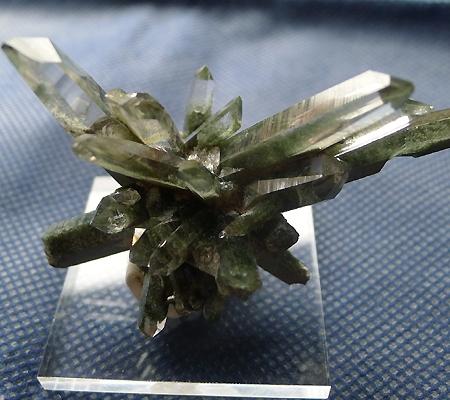 ヒマラヤ水晶原石緑泥石入り038-9