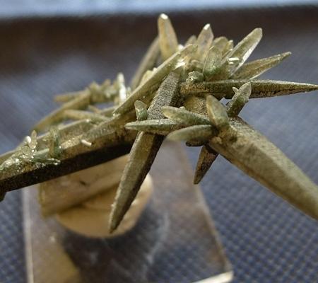 ヒマラヤ水晶原石緑泥石入り043-5
