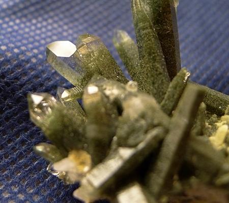 ヒマラヤ水晶原石緑泥石入り050-3