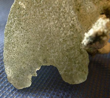 ヒマラヤ水晶原石特殊形状034-5
