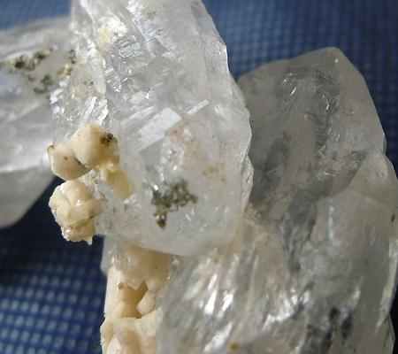 ヒマラヤ水晶原石特殊形状038-8