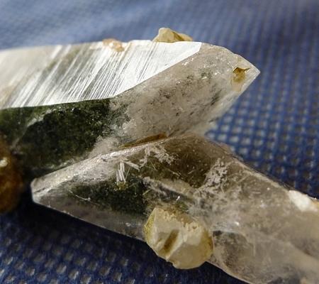 ヒマラヤ水晶原石特殊形状044-4