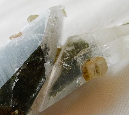 ヒマラヤ水晶原石特殊形状044-6