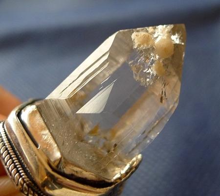 ヒマラヤ水晶ペンダントドラゴントップ017-5
