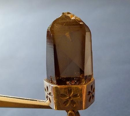 ヒマラヤ水晶ペンダントスモーキークォーツ046-2