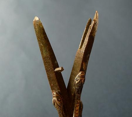 ヒマラヤ水晶ペンダント特殊形状032-2
