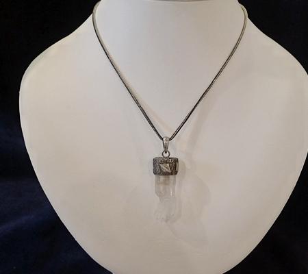 ヒマラヤ水晶ペンダント特殊形状036-10