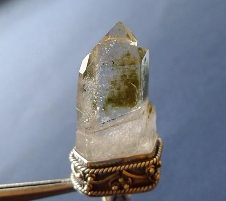ヒマラヤ水晶ペンダント特殊形状037-3