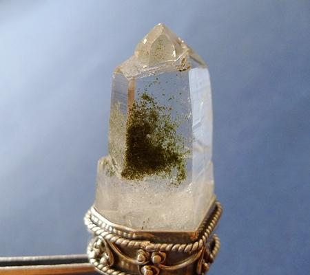 ヒマラヤ水晶ペンダント特殊形状037-4